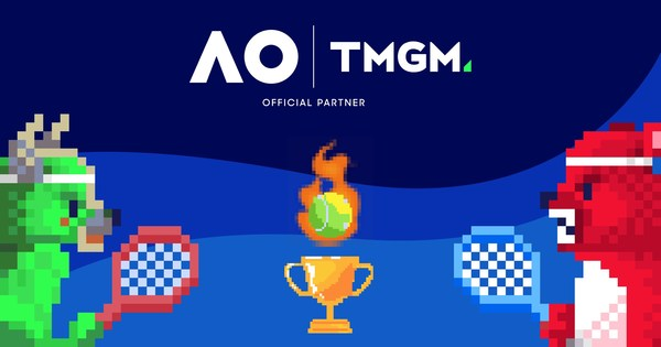 Score Tickets To AO21? Official Partner Of The Australian Open, TMGM's New Online Tennis Game Competition Is Huge!