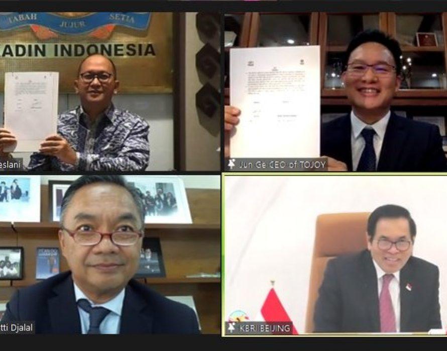 TOJOY and KADIN Established Strategic Partnership