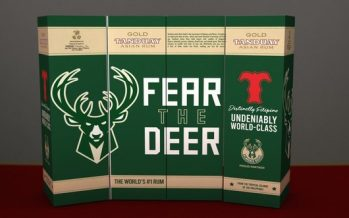 Top Filipino Rum Brand Tanduay Partners with the Milwaukee Bucks as It Enters Wisconsin Market