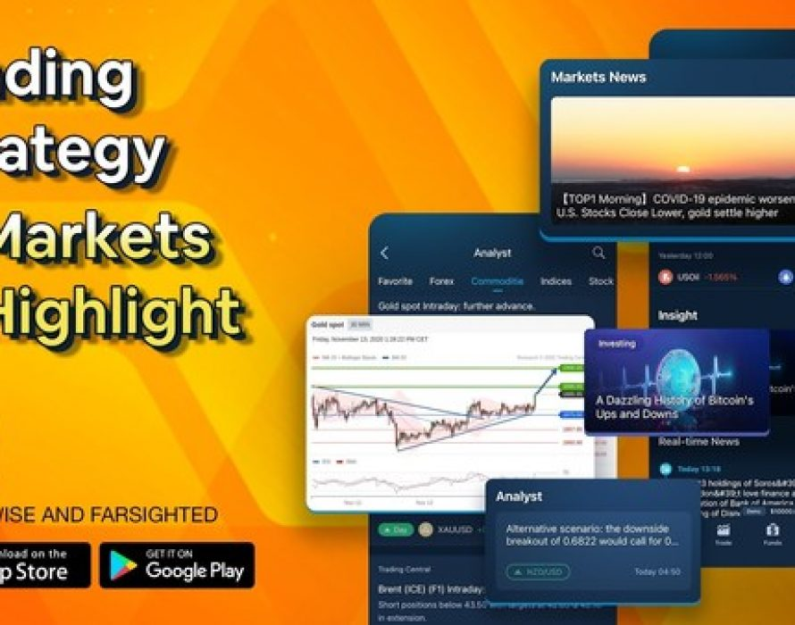 TOP1 Markets Integrated App offers one-stop services for investors