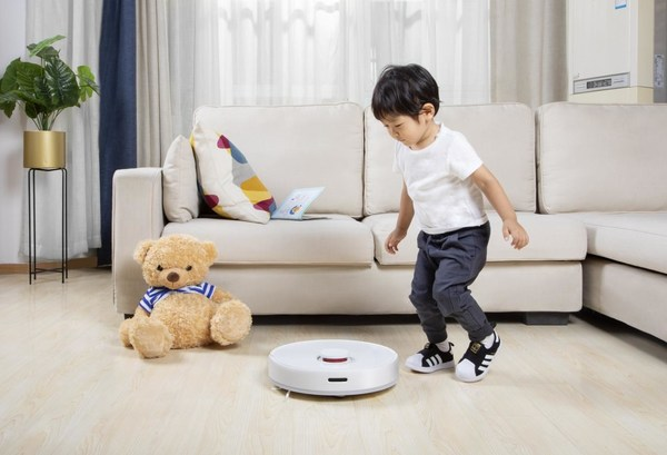 TROUVER Launches its Robotic Vacuum Cleaner 'Finder' in Korea, Enabling an All-in-One Smart Home Cleaning Experience.