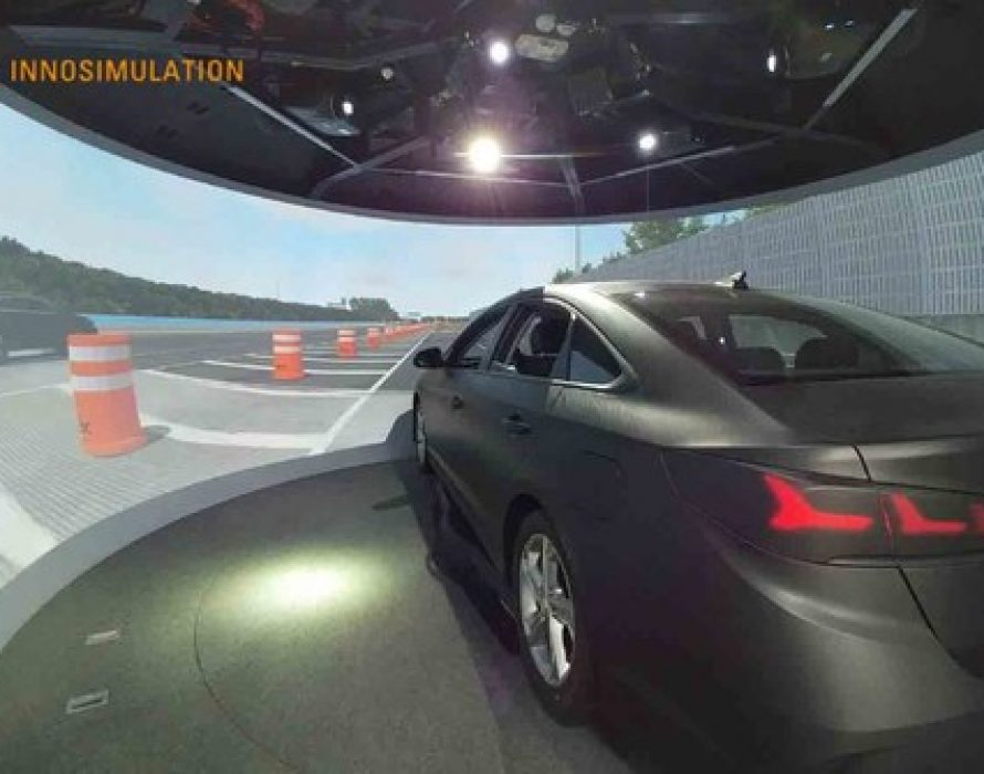 VR Simulator Specialist INNOSIMULATION's Motion Control System CMMI Level 3 Certification