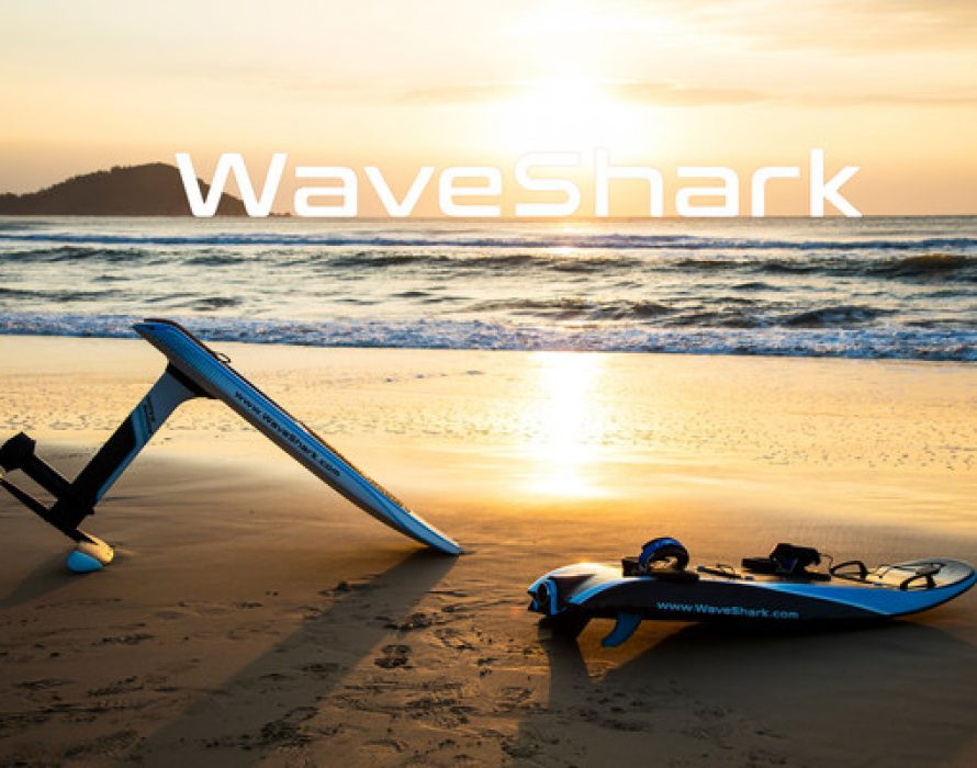 "WaveShark Launches the ""Supercar"" on Water is Bringing Adventure Sports to Everyone"