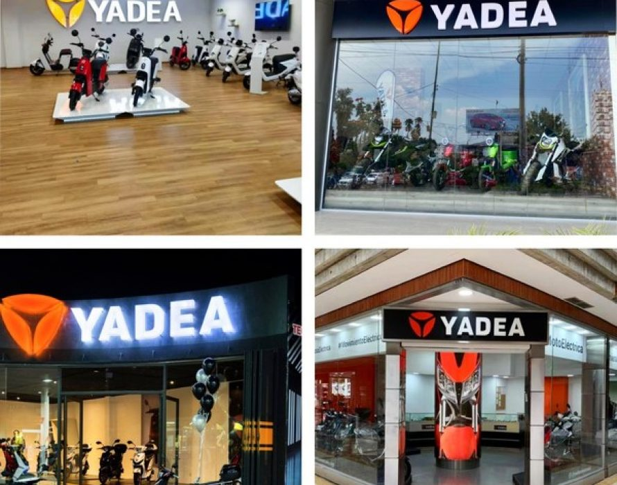 Yadea Scoots into Swiss and Latin American Markets with Several Brand-New Flagship Stores