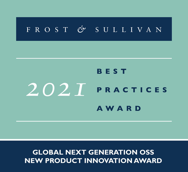 2021 Global Next Generation OSS New Product Innovation Award