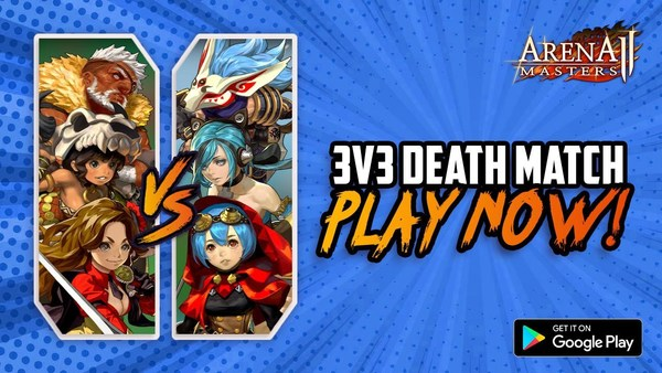 Arena Master 2, The Best PvP Game from Indonesia