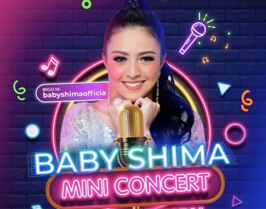 Baby Shima To Perform Her First Mini Concert on Bigo Live
