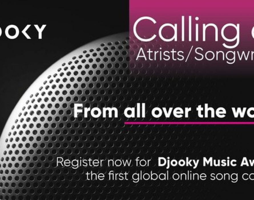 Become the new musical idol in Asia and the world with Djooky Music Awards
