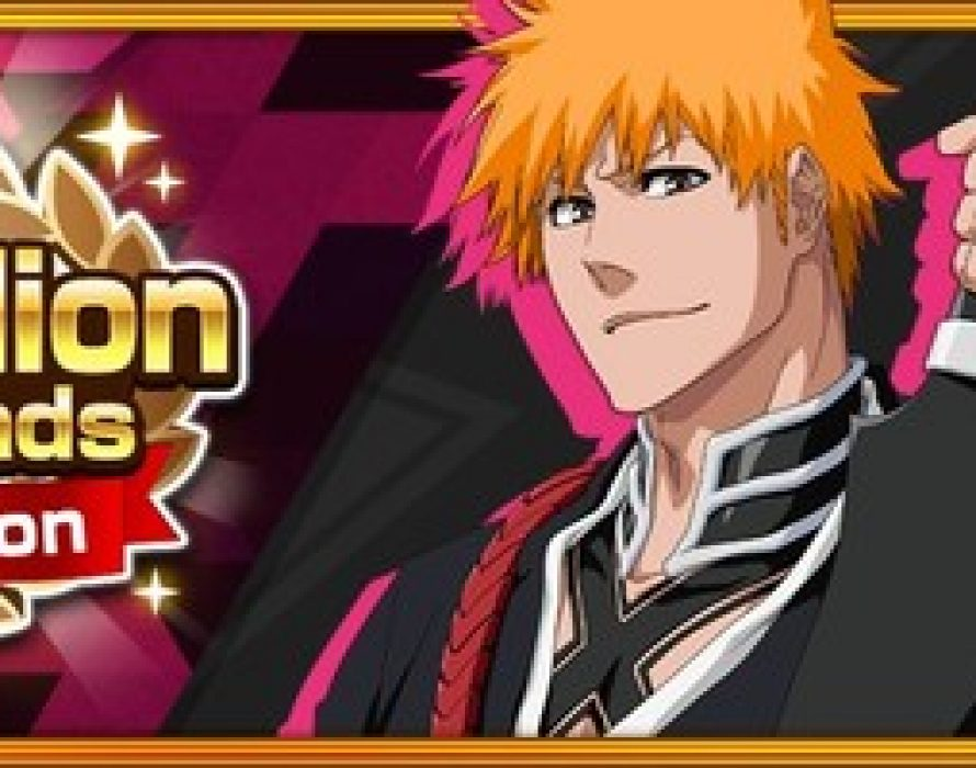"""""""Bleach: Brave Souls"""" Reaches Over 55 Million Downloads Worldwide and Celebrate the Chinese New Year with New In-Game Campaigns"""
