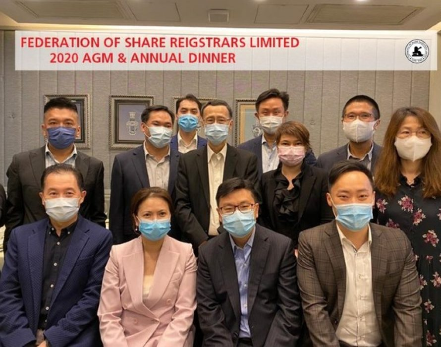 Catharine Wong of Tricor Hong Kong Appointed as Chairman of the Federation of Share Registrars Limited