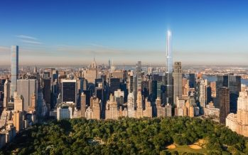 Central Park Tower, World's Tallest Residential Building, Commences Closings