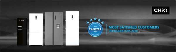 CHiQ AWARDED TOP ACCOLADE BY CANSTAR BLUE