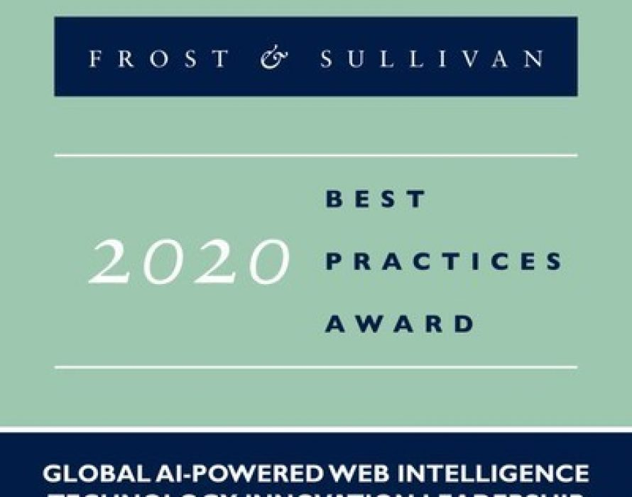 Cobwebs Technologies Lauded by Frost & Sullivan for Its Ground-breaking Web Intelligence Solutions