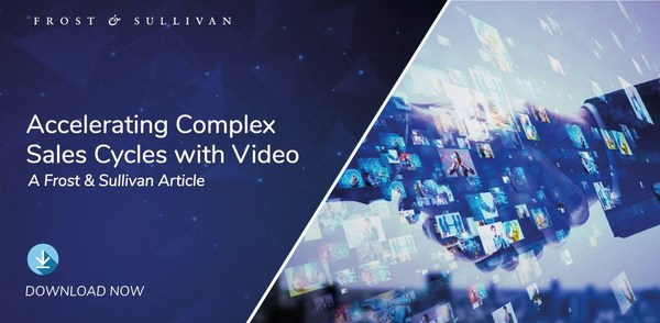 Accelerating Complex Sales Cycles with Video