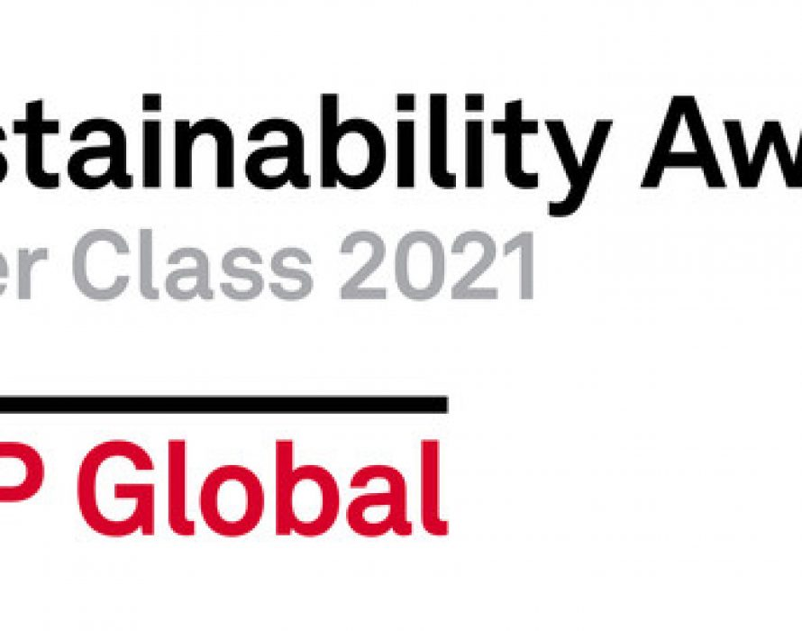 Delta Electronics Thailand Wins S&P Global SAM Silver Class Sustainability Award 2021