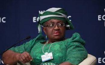 China, Brazil congratulate Nigeria's Okonjo-Iweala as WTO's new chief