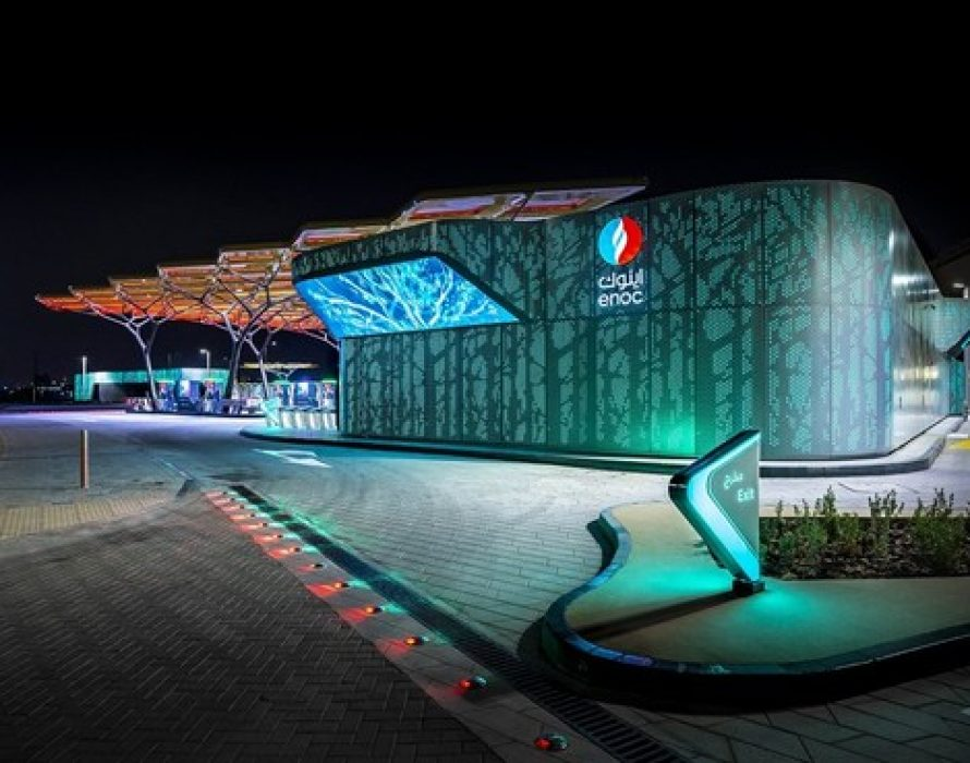 ENOC opens Service Station of the Future at Expo 2020 Dubai