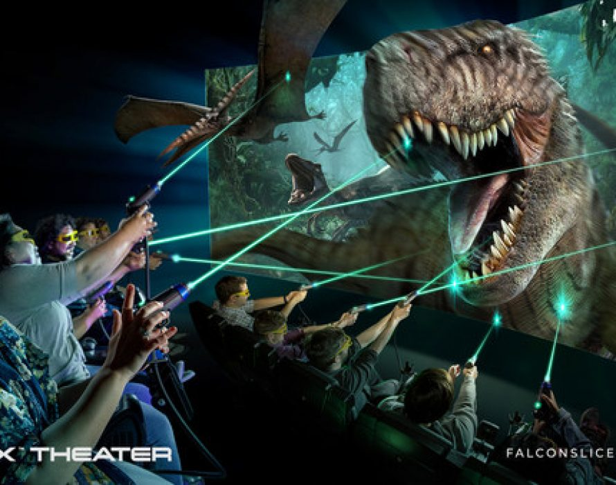 Falcon's Creative Group Reveals ON!X(TM) Theater