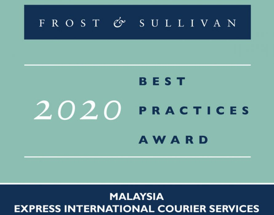 FedEx Acclaimed by Frost & Sullivan for Establishing a Wide Global Delivery Network to Offer a Differentiated Courier Service