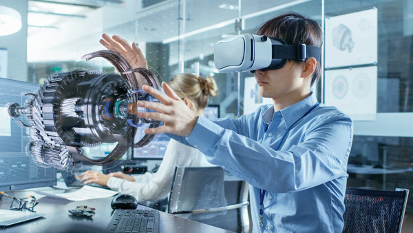 user interface technology and virtual reality in customer experience