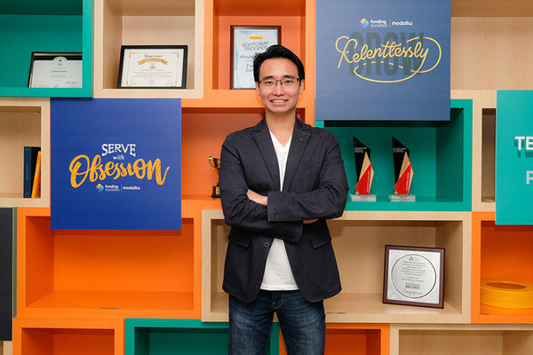 Kelvin Teo, Co-founder & Group CEO, Funding Societies   Modalku