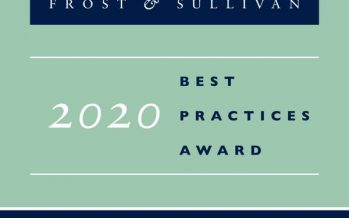 """GE Healthcare Named """"2020 Global Company of the Year"""" by Frost & Sullivan for its AI-based Command Centers that Help Hospitals Make Real-time Decisions That Improve Care Delivery"""