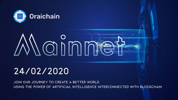 Get Ready for Smart Contracts 2.0: Oraichain Launches New AI-powered Blockchain Network