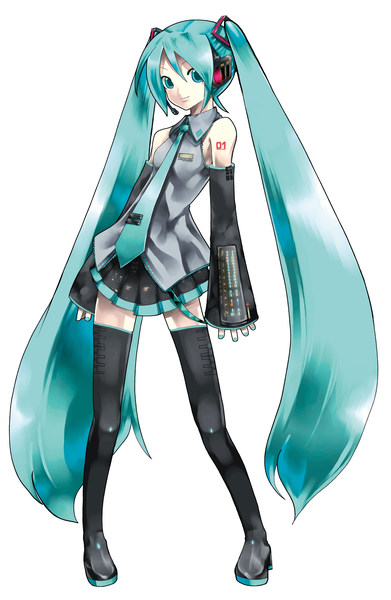 HATSUNE MIKU - THE VIRTUAL GLOBAL POPSTAR ANNOUNCES DEVELOPMENT OF A NEW ANIMATED TV SERIES WITH GRAPHIC INDIA