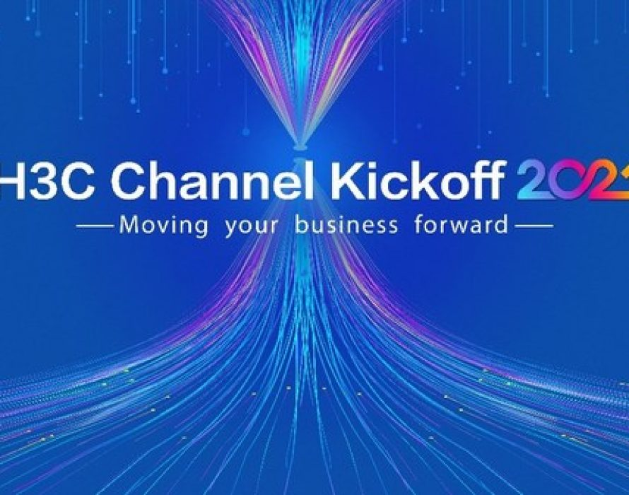 H3C Launches Channel Kickoff 2021 in Pakistan, Promoting a Win-Win Partner Ecosystem