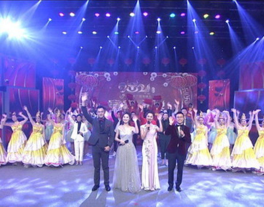 """Hakka Spring Festival Gala 2021 – Thailand (Bangkok) Night"" program on the air"