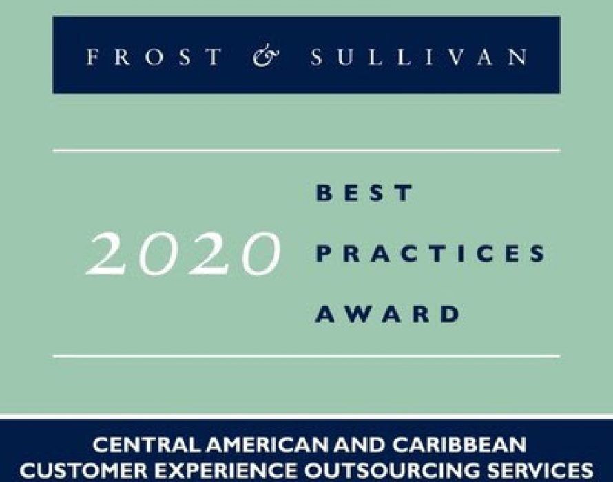 ibex Acclaimed by Frost & Sullivan for Leading the CALA Customer Experience Outsourcing Market with Its BPO 2.0 Model
