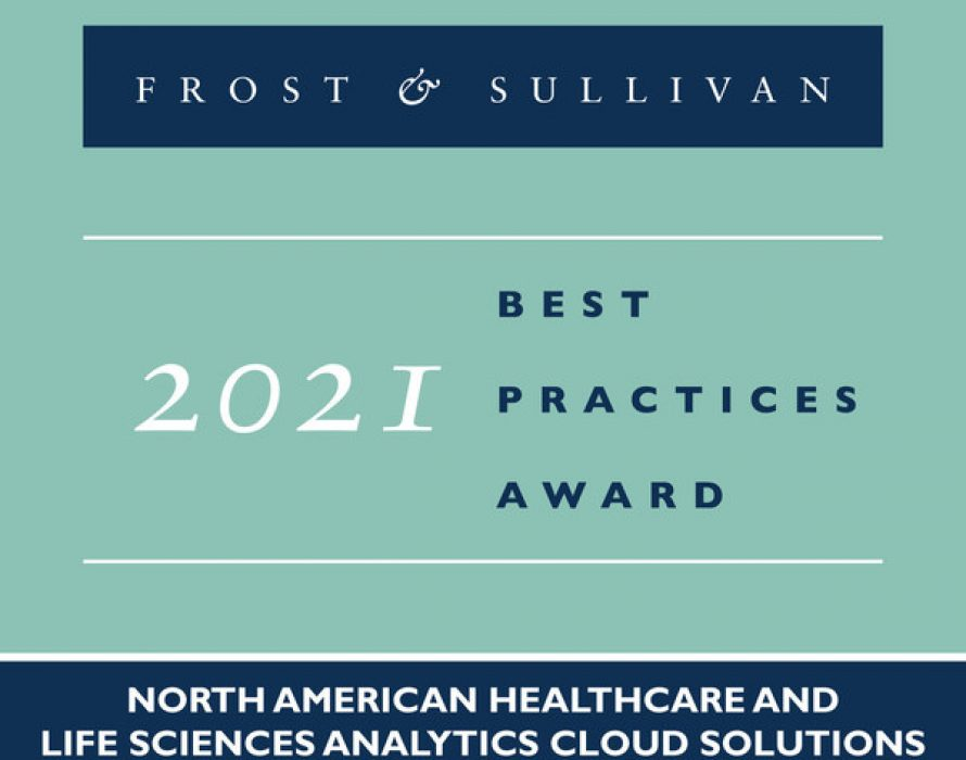 Inovalon Lauded by Frost & Sullivan for Continuously Advancing Data-Driven Healthcare with Its Cloud-Based Inovalon ONE® Platform