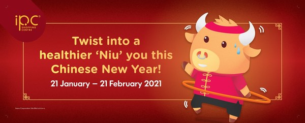 Twist into a healthier 'niu' you this Chinese New Year