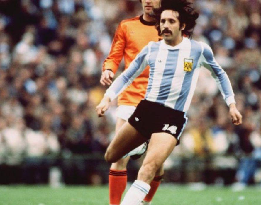 Argentina World Cup winner Luque dies