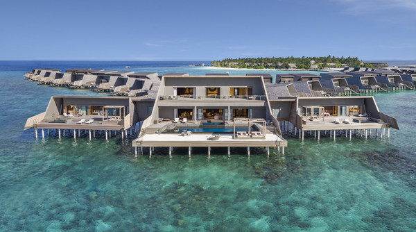 For the ultimate holiday of privacy and luxury, The St. Regis Maldives Vommuli Resort offers an ultra-luxe package in their John Jacob Astor Estate.