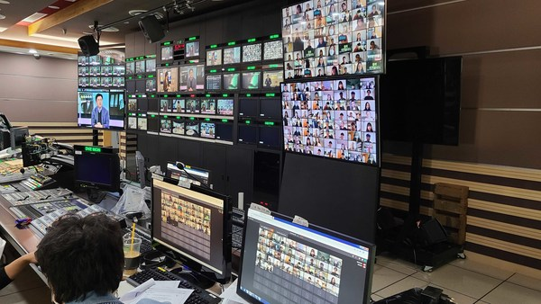 South Korean Broadcaster Brought in 64 Guests Using TVU Networks' Solutions