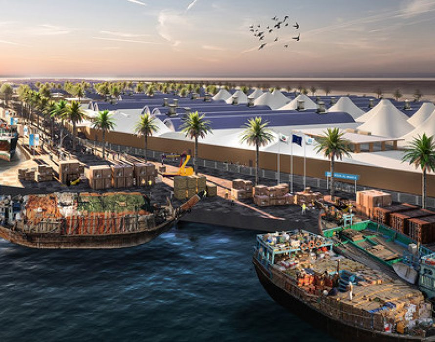 Nakheel Malls' Souk Al Marfa fills wholesale trade market gap in partnership with DP World