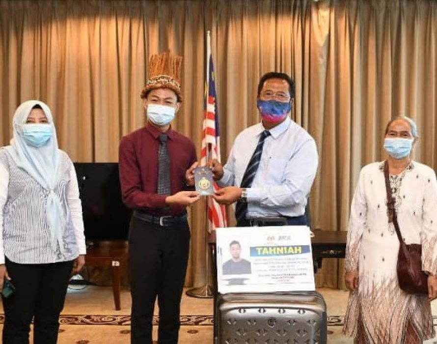 Orang Asli student secures engineering seat at renowned Japanese University