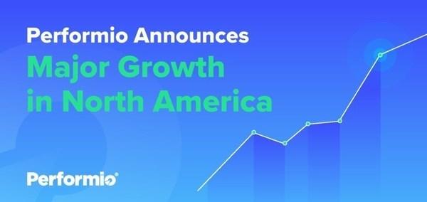 Performio Announces Major Growth in North America