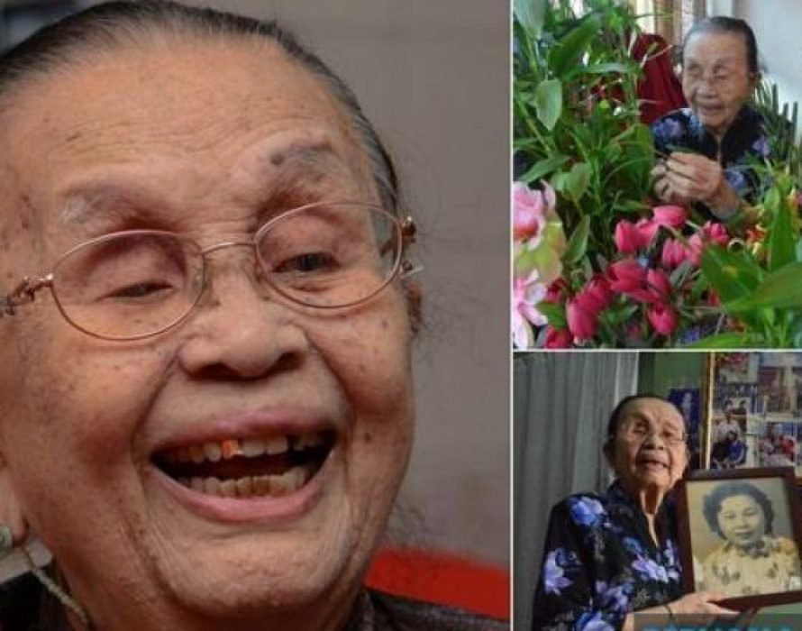 100-year-old 'Po Po' Lim celebrates 'muted' CNY this year