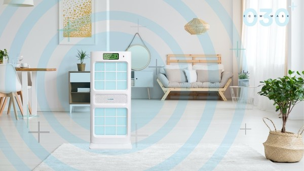 The Ecom Mask 030 Disinfection Air Purifier