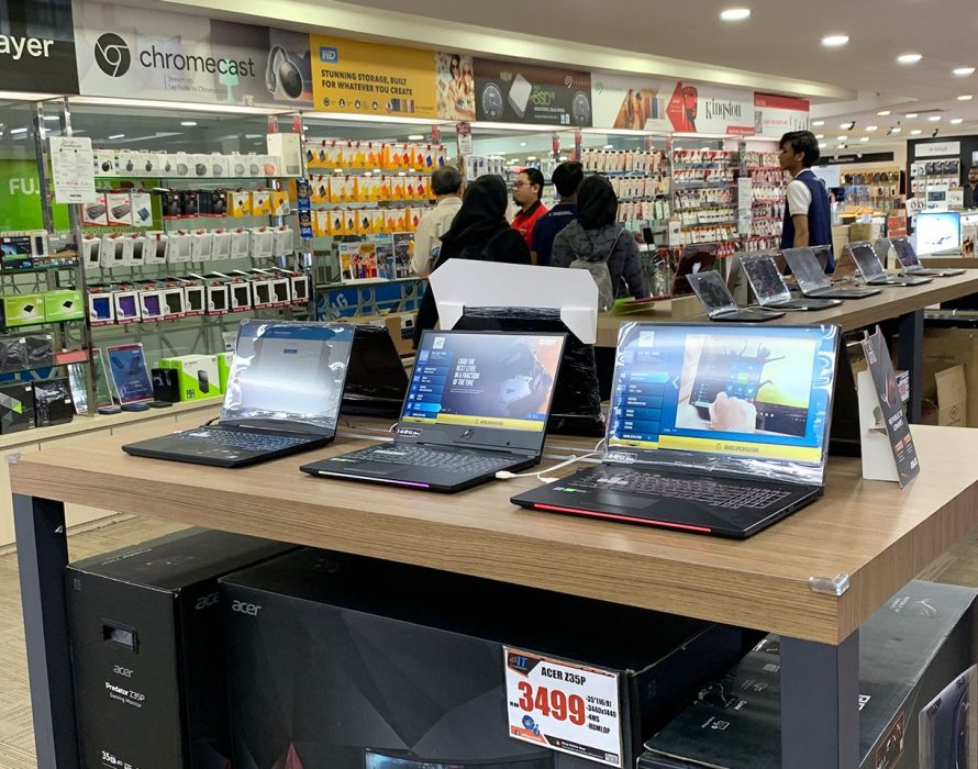 Be cautious when buying laptops, computers during pandemic