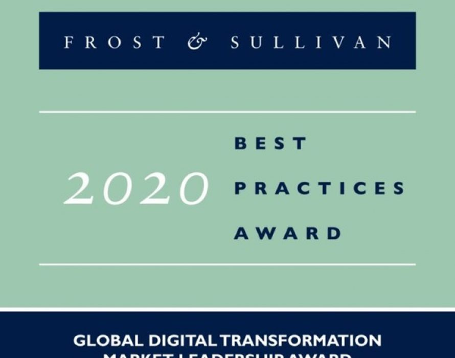 Siemens Applauded by Frost & Sullivan for Dominating the Integrated Digital Platform Market with 20 Percent of the Market Share
