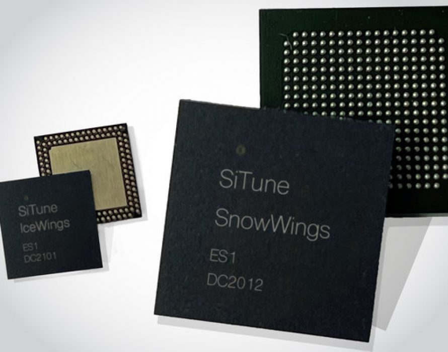 SiTune Introduces World's First 5G Infrastructure Transceiver Solutions