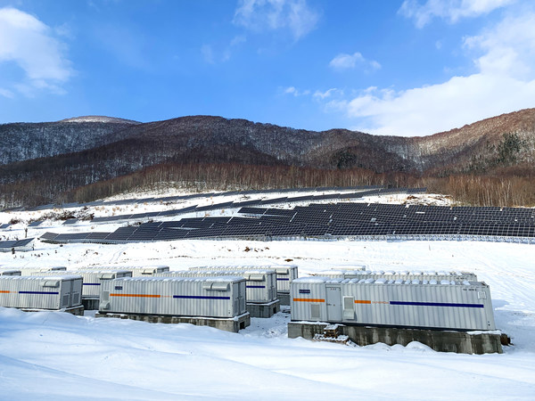 Sungrow Supplies 21 MWh DC-coupling Solar-plus-storage Plant in Japan