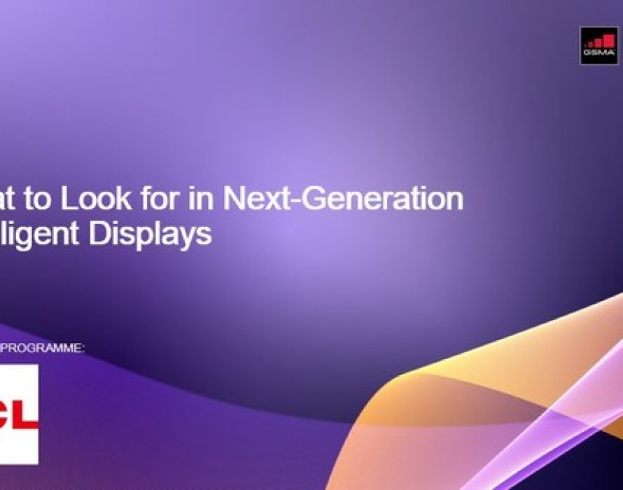 TCL Communication leads intelligent displays discussion at Mobile World Congress Shanghai