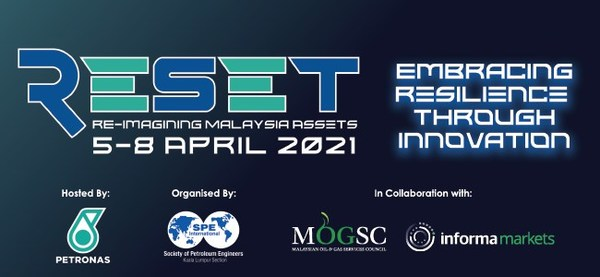 Web Banner for RESET - Embracing Resilience Through Innovation