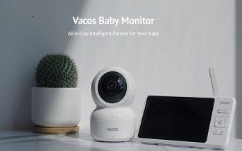 Vacos Launches Its First Baby Monitor Globally to Provide a Hackproof Way to Care for Babies