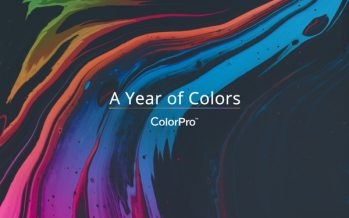 """ViewSonic Announces Worldwide Campaign – """"A Year of Colors"""""""