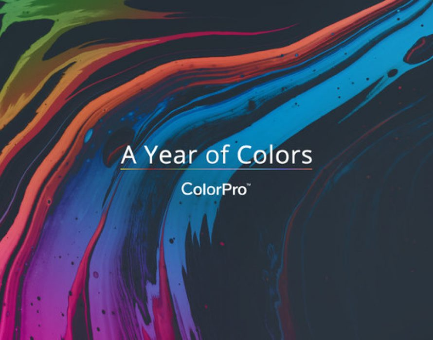 "ViewSonic Announces Worldwide Campaign – ""A Year of Colors"""